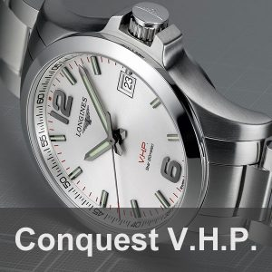 CONQUEST VHP