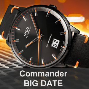 COMMANDER II BIG DATE