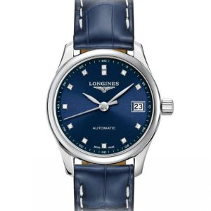 The Longines Master Collection L2.128.4.97.0 Damenuhr