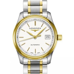 The Longines Master Collection L2.257.5.12.7 Damenuhr