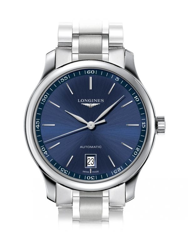 The Longines Master Collection L2.628.4.92.6 Herrenuhr