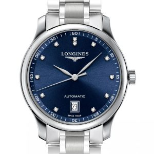 The Longines Master Collection L2.628.4.97.6 Herrenuhr