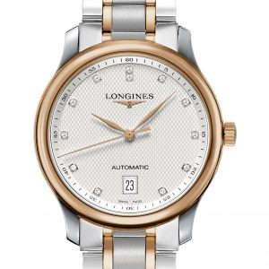 The Longines Master Collection L2.628.5.97.7 Herrenuhr