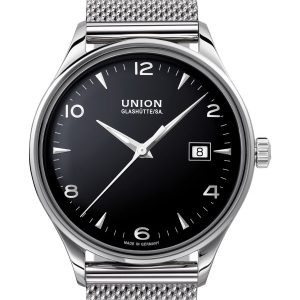 UNION Glashütte Noramis Datum 40mm D012.407.11.057.00 Herrenuhr