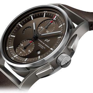 PORSCHE DESIGN 1919 Chronotimer Flyback Brown & Leather 4046901809379 / 6023.6.04.004.07.2