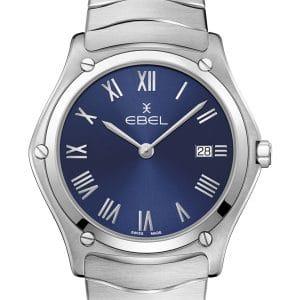 EBEL Sport Classic Gent 1216420A Quartz Herrenuhr