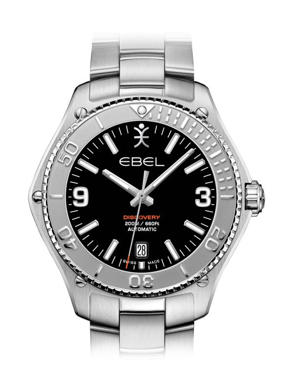 EBEL Discovery Gent Automatic 1216428 Herrenuhr