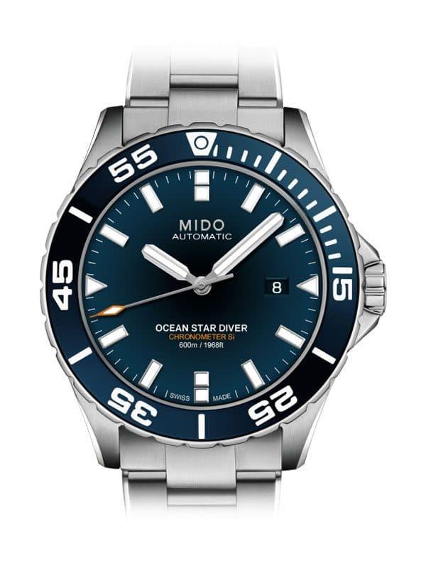 MIDO Ocean Star M026.608.11.041.00 Diver 600