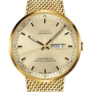 MIDO Commander ICÔNE M031.631.33.021.00 Chronometer COSC