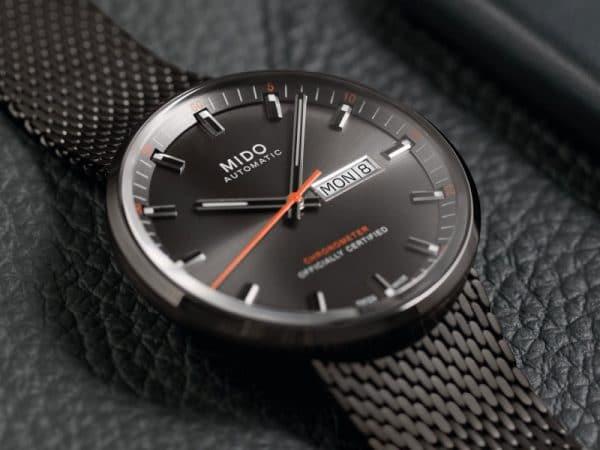 MIDO Commander ICÔNE M031.631.33.061.00 Chronometer COSC