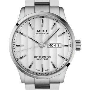 MIDO Multifort Chronometer M038.431.11.031.00 COSC