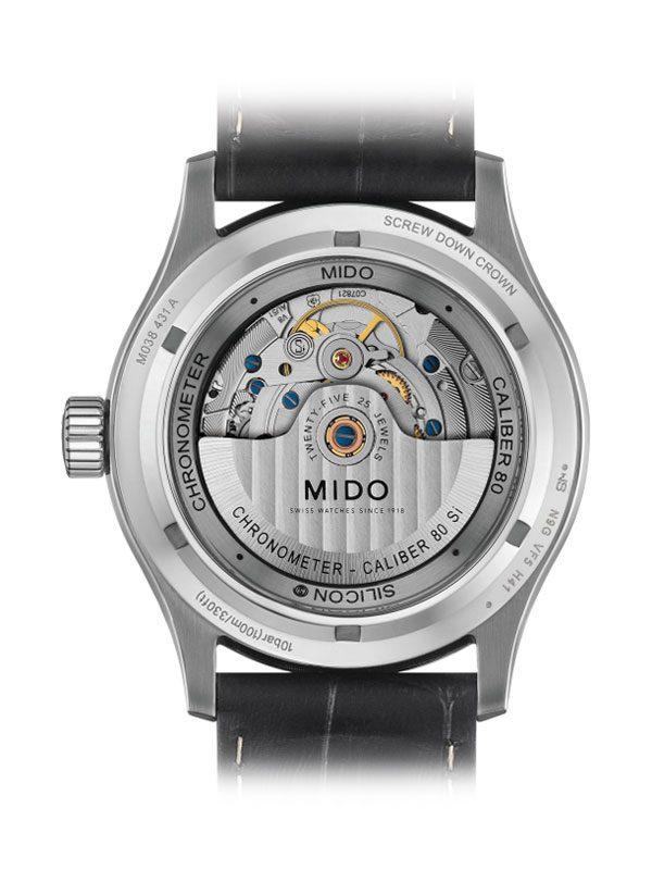 MIDO Multifort Chronometer M038.431.16.031.00 COSC