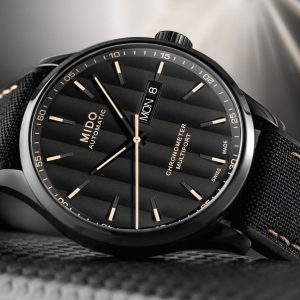 MIDO Multifort Chronometer M038.431.37.051.00 COSC