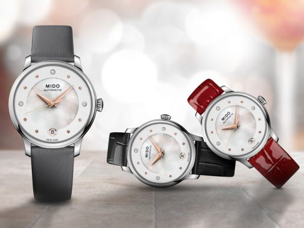 MIDO Baroncelli Lady Day & Night M039.207.16.106.00 Special Edition