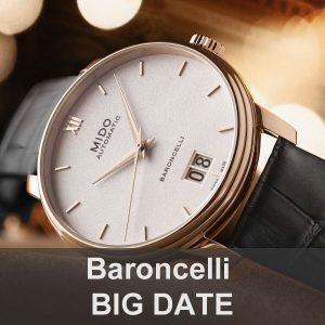 BARONCELLI BIG DATE