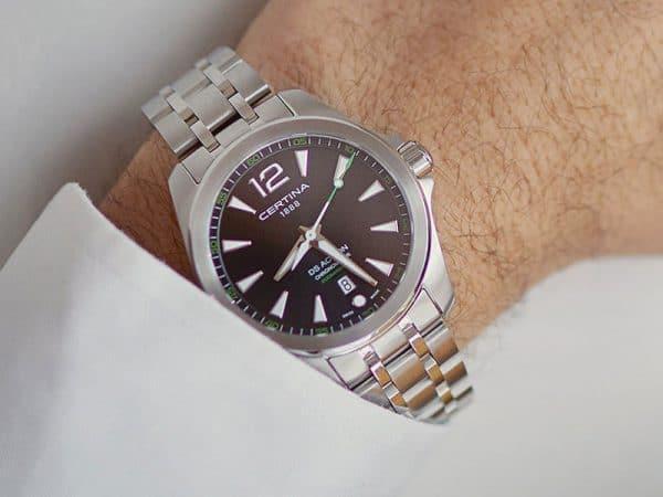 CERTINA DS Action Chronometer C032.851.11.057.02 COSC