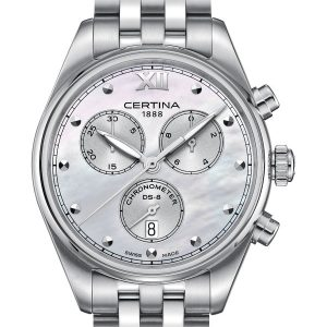 CERTINA DS-8 Lady Chronograph C033.234.11.118.00 COSC