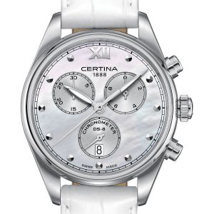 CERTINA DS-8 Lady Chronograph C033.234.16.118.00 COSC