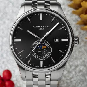 CERTINA DS-8 Moon Phase C033.457.11.051.00 COSC