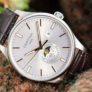 CERTINA DS-8 Moon Phase C033.457.16.031.00 COSC