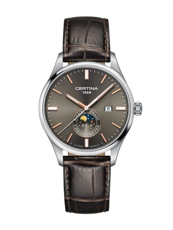 CERTINA DS-8 Moon Phase C033.457.16.081.00 COSC