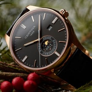 CERTINA DS-8 Moon Phase C033.457.36.051.00 COSC