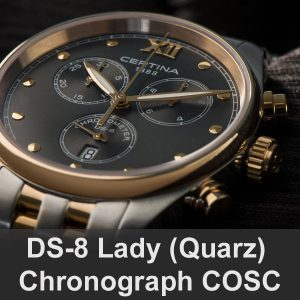 DS-8 Lady Chronograph COSC