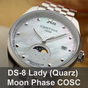 DS-8 Lady Moon Phase COSC