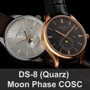 DS-8 Moon Phase COSC
