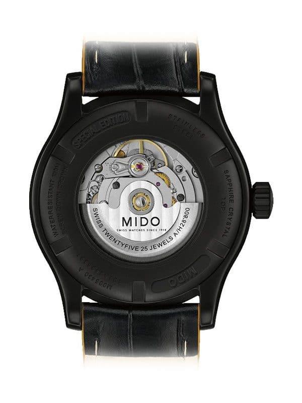 Mido Multifort Black M005.430.36.051.80 Special Edition II