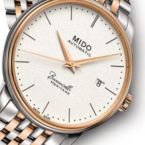Mido Baroncelli Heritage M027.407.22.010.00 Seite