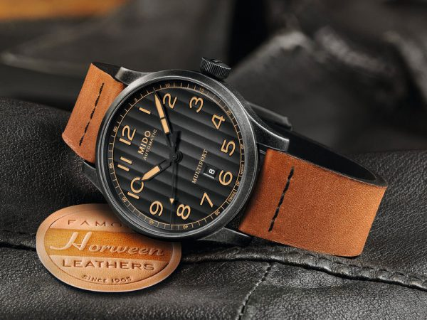 Mido Multifort Escape Horween M032.607.36.050.99 Special Edition