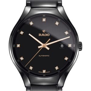 RADO True Automatic Diamonds L R27056732 / 01.763.0056.3.073