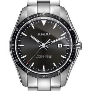 RADO HyperChrome Quarz XXL R32502153 / 01.073.0502.3.015 Herrenuhr