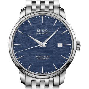 MIDO Baroncelli Chronometer Silizium M027.408.11.041.00