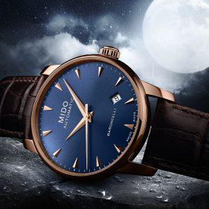 MIDO Baroncelli Midnight Blue Gent M8600.3.15.8