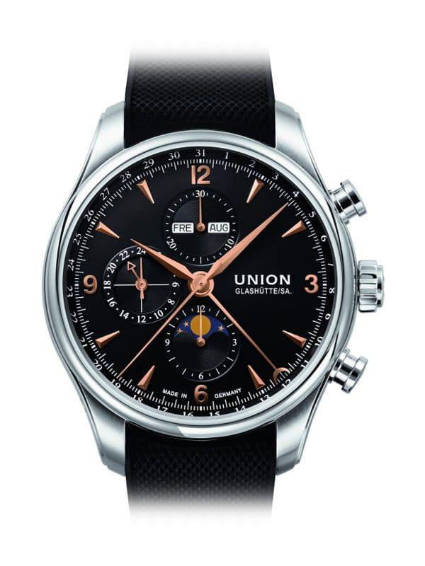 UNION Glashütte Belisar Chronograph Mondphase D009.425.17.057.01