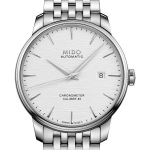 MIDO Baroncelli Chronometer Silizium M027.408.11.031.00