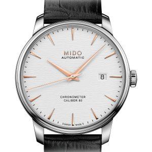 MIDO Baroncelli Chronometer Silizium M027.408.16.031.00