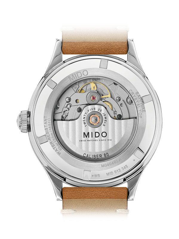 MIDO Multifort Patrimony M040.407.16.040.00 Herrenuhr