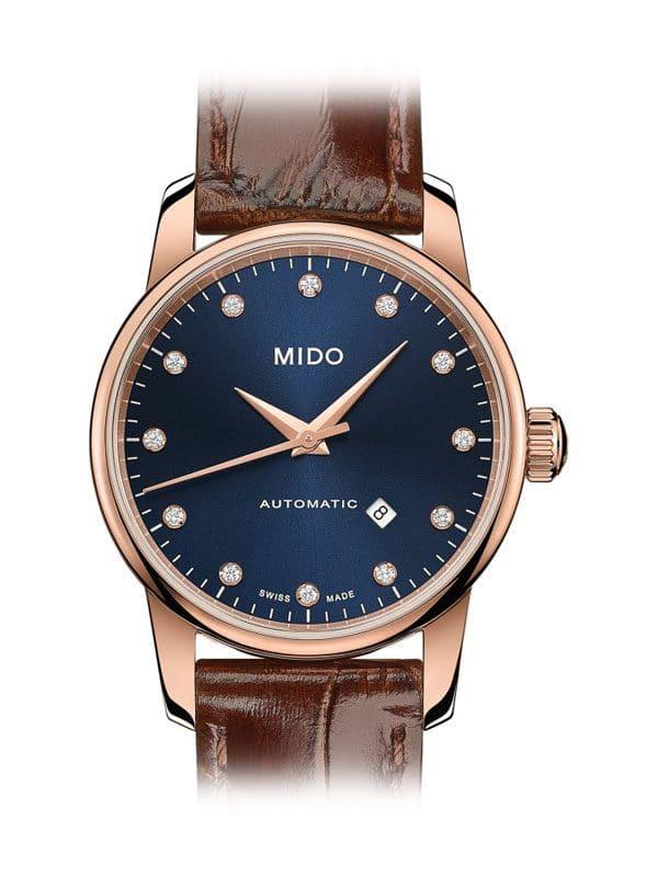 MIDO Baroncelli Midnight Blue Lady M7600.3.65.8