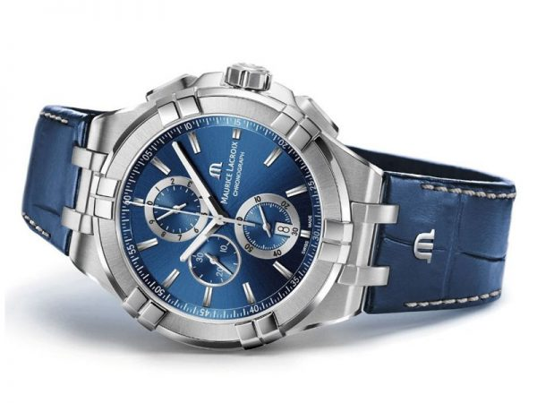 Maurice Lacroix AIKON Chronograph 44mm AI1018-SS001-430-1