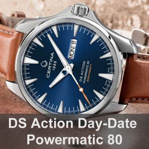 DS Action Day-Date Powermatic 80