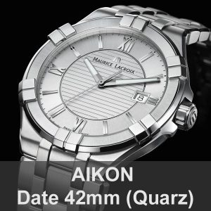 AIKON Date 42mm