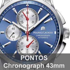 PONTOS Chronograph 43mm