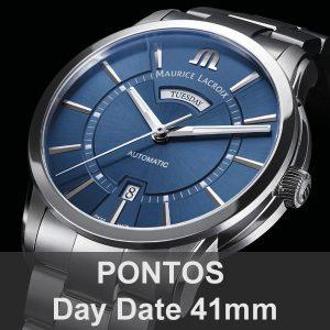 PONTOS Day Date 41mm
