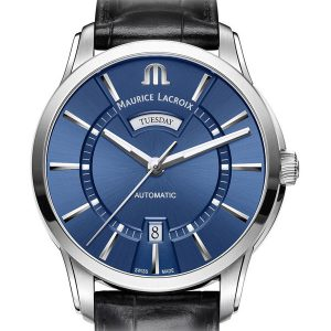 Maurice Lacroix PONTOS Day Date 41mm PT6358-SS001-430-1