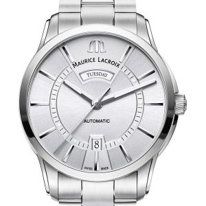 Maurice Lacroix PONTOS Day Date 41mm PT6358-SS002-130-1
