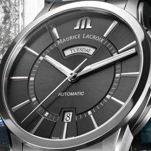 Maurice Lacroix PONTOS Day Date 41mm PT6358-SS002-330-1