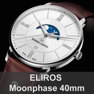 ELIROS Moonphase 40mm